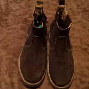 Penguin *Charlie* Mens Leather Boots